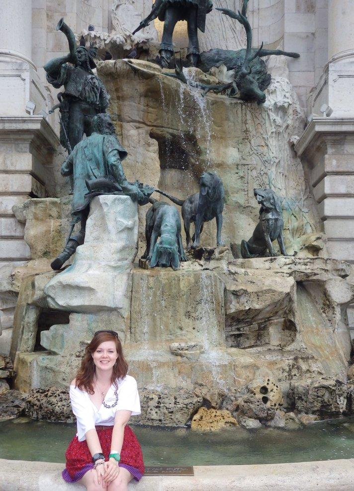 Matthias' Fountain