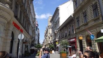 Said side street