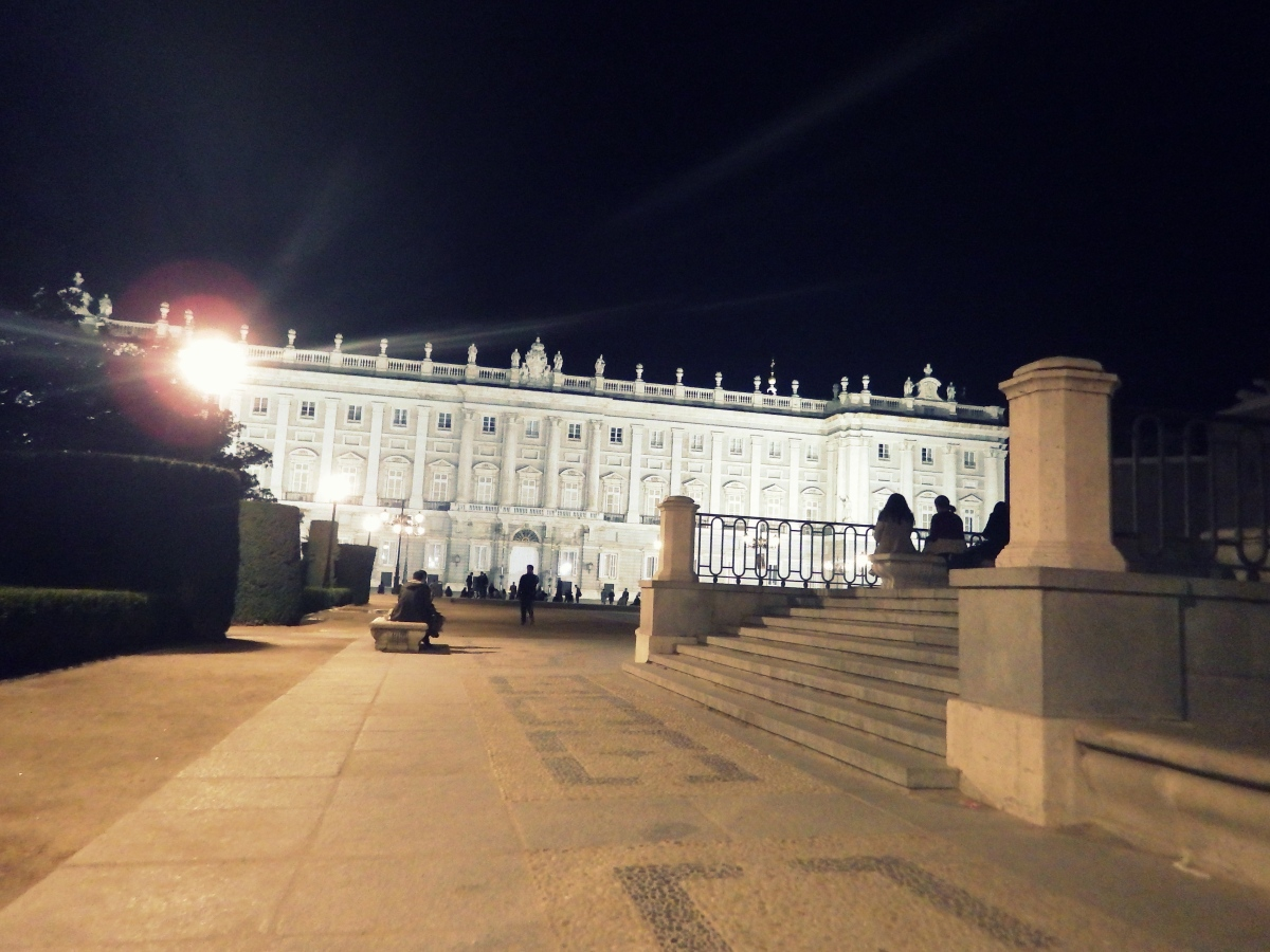 Life in Madrid ~Adiós!
