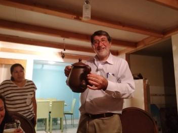 Ramon and his phallic jug